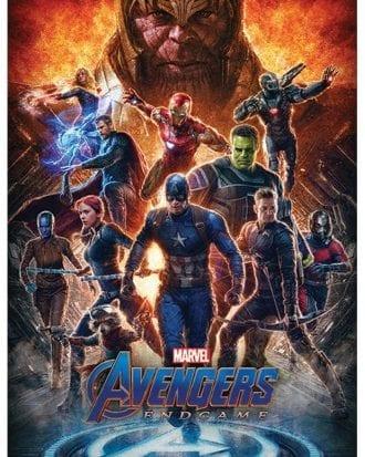 Avengers Endgame Poster Whatever it Takes