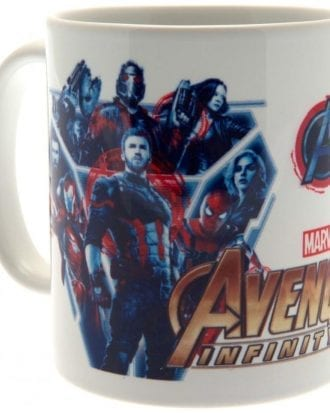 Avengers Infinity Mugg Superhjältar