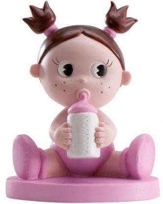 Baby Shower It's a Girl Bordsdekoration
