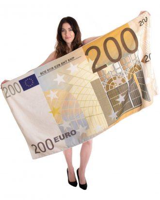 Badhandduk Euro