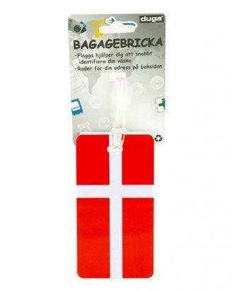 Bagagebricka Danmark
