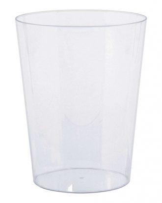 Bägare i Plast Transparent - Stor