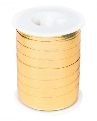 Ballongsnöre Metallic Guld - 250m * 10mm