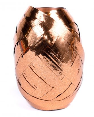 Ballongsnöre Metallic Roséguld - 20m * 7mm