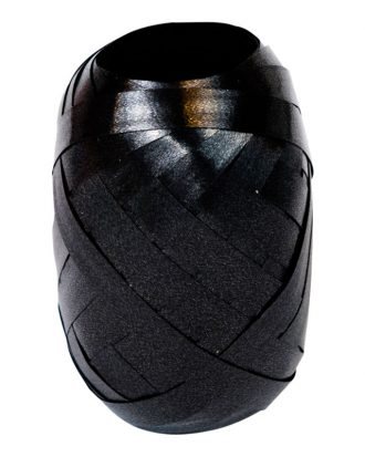 Ballongsnöre Svart - 20m * 7mm
