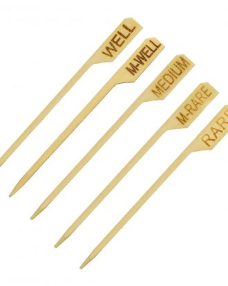 Bambu Köttpinnar - 24-pack Medium