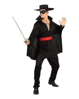 Bandit Maskeraddräkt - X-Large