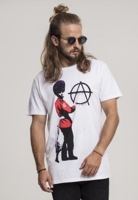 Banksy Anarchy T-shirt (L)