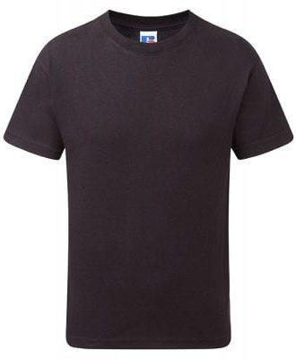Barn T-shirt basic (Svart