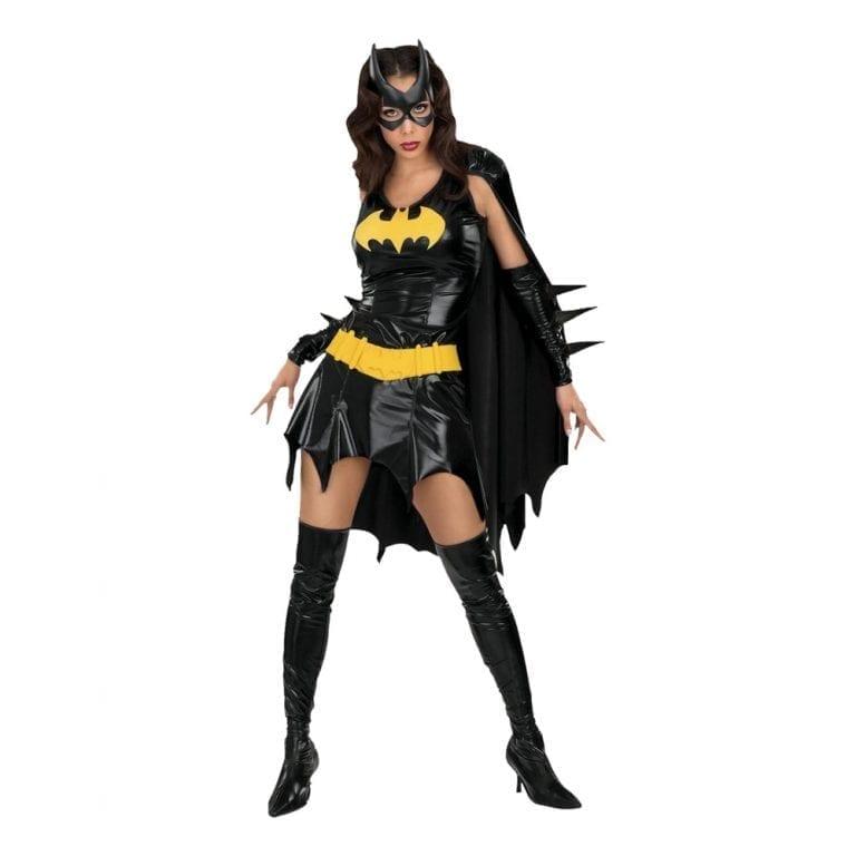 Batgirl Maskeraddräkt - Large