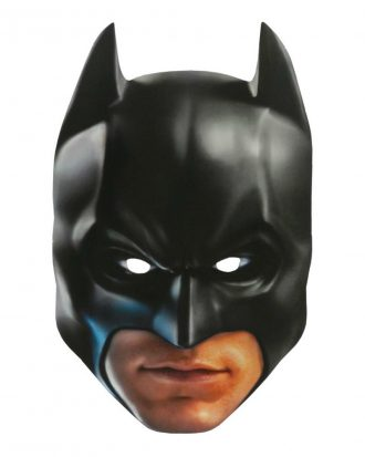 Batman Dark Knight Pappmask - One size