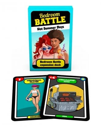 Bedroom Battle Sexspel - Hot Summer Days Expansionspack