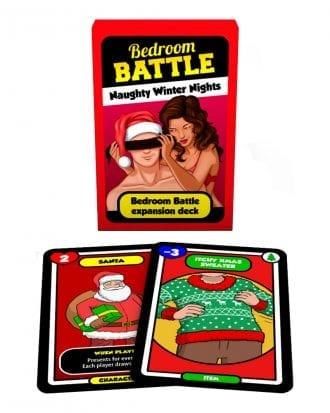 Bedroom Battle Sexspel - Naughty Winter Nights Expansionspack