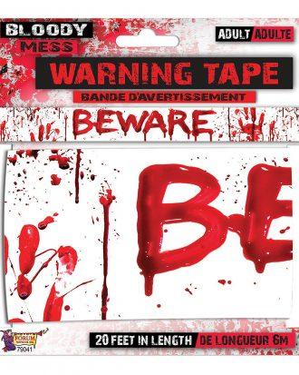 Beware Avspärrningsband