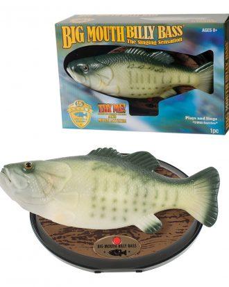 Billy Bass Sjungande Fisk
