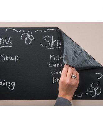 Blackboard Väggsticker med Kritor