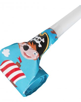 Blåsormar Pirat - 8-pack