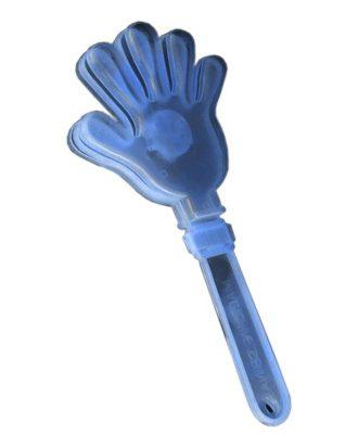 Blinkande Handklappa - Blå