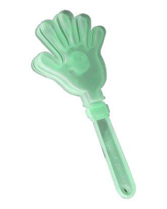 Blinkande Handklappa - Grön
