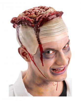Blottande Blodig Hjärna