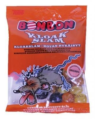 BonBon Kloakslam - 125 gram