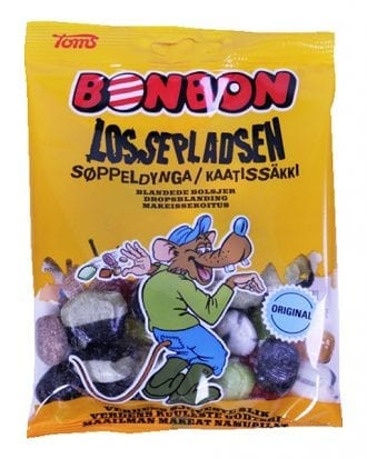 BonBon Soptipp - 125 gram