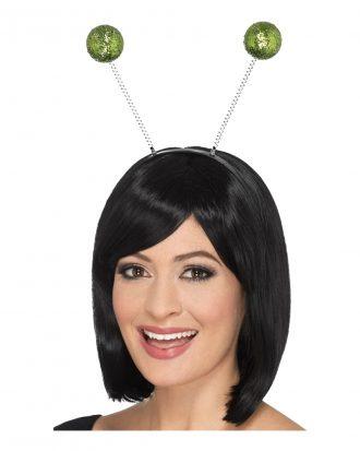 Boppers Glitterbollar Grön - One size