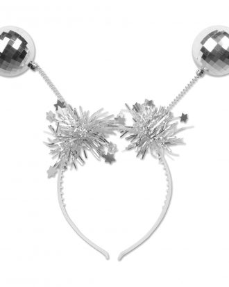 Boppers med Discobollar - One size
