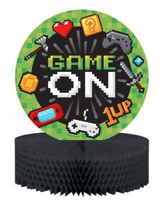 Bordsdekoration Gaming Party