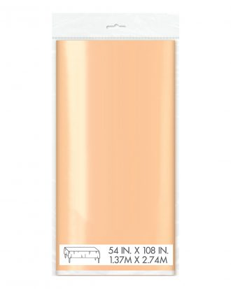 Bordsduk Roséguld Metallic