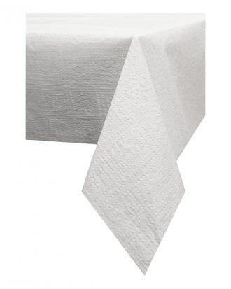Bordsduk Vit Papper