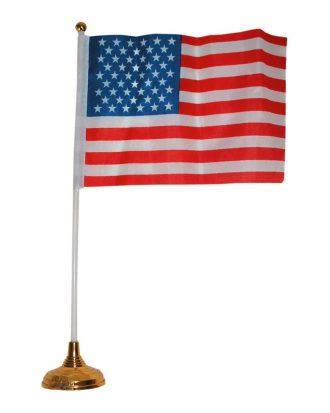 Bordsflagga USA