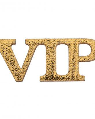 Bordskonfetti VIP Guld - 10-pack