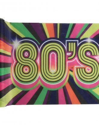 Bordslöpare 80's