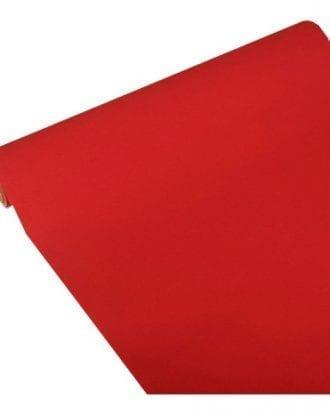 Bordslöpare Röd på Rulle
