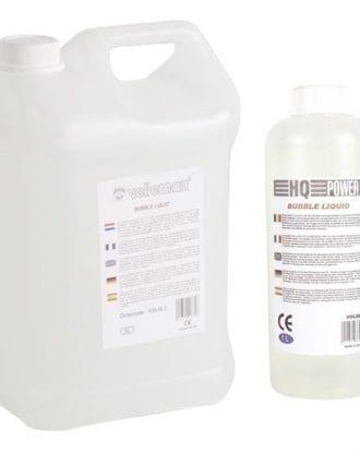Bubbelvätska till Bubbelmaskin - 5 liter