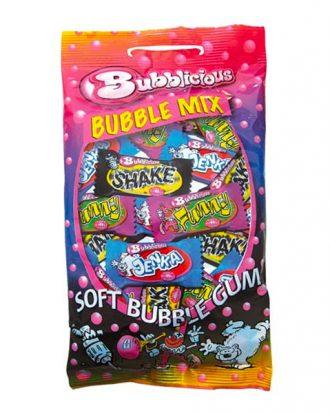 Bubblicious Tuggummi Mix - 15-pack
