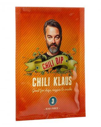 Chili Klaus Dip - Vindstyrka 3