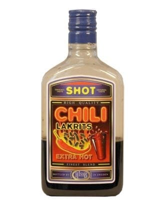 Chili Lakrits Extrakt - 50 cl