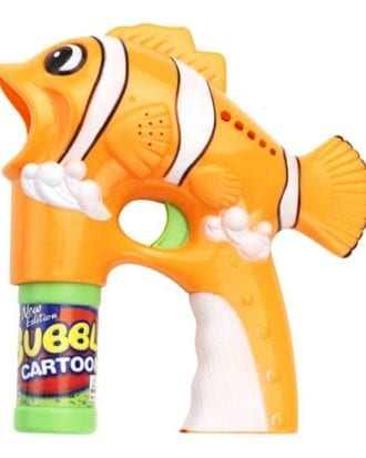 Clownfisk Såpbubbelpistol