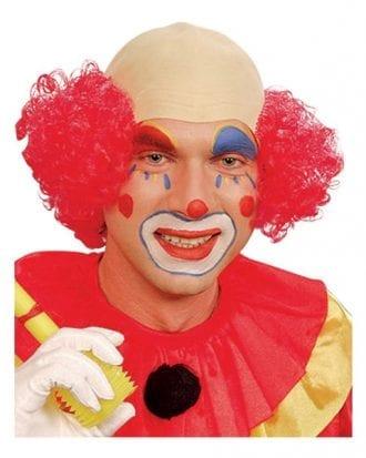 Clownflint med hår - One size