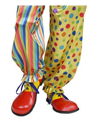 Clownskor Stora - One size