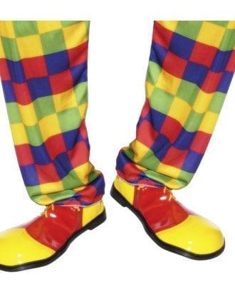Clownskor - One size