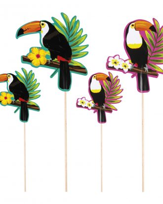 Cocktailpinnar Tucan