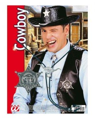 Cowboy Smyckesset