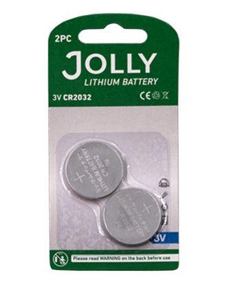 CR2032 Batterier - 2-pack