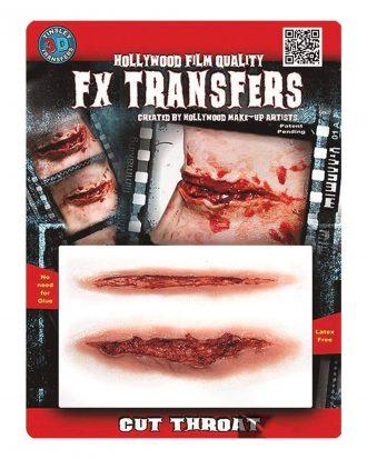 Cut Throat FX Transfers