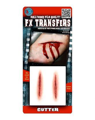 Cutter FX Transfers