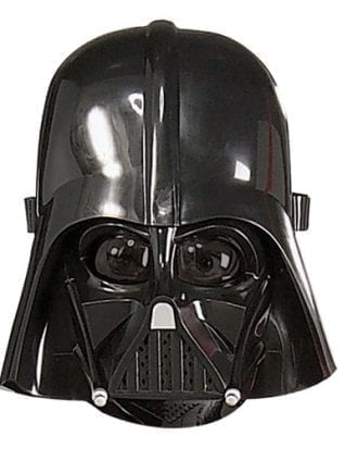Darth Vader Barn Mask - One size