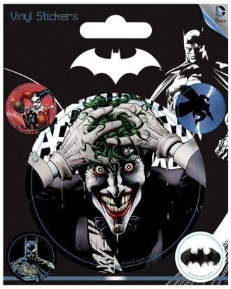 Dc Comics Klistermärken Batman